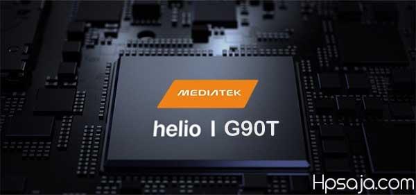 Mediatek helio g90t realme 6