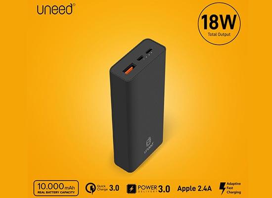 powerbank Uneed Quick Box 109 Mini 10000 mAh