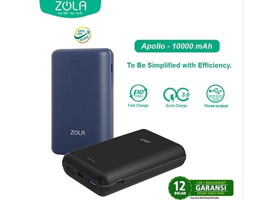 Powerbank Zola Apollo Mini 10000 mAh