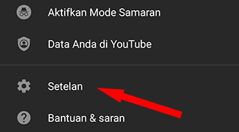 Langkah ke 1 Mematikan autoplay video youtube