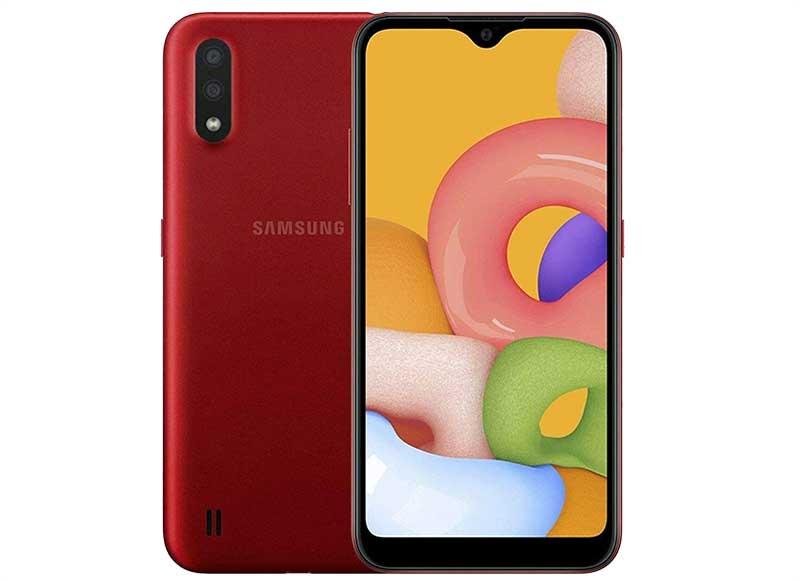 Samsung Galaxy A01 - Spesifikasi, harga, kelebihan dan kekurangan