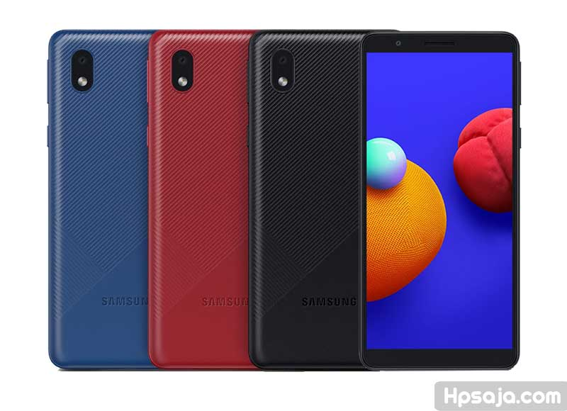 pilihan warna Samsung Galaxy A01 core