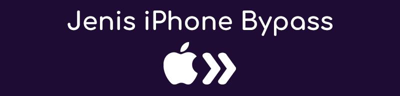Inilah jenis-jenis iPhone bypass
