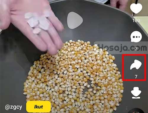Gambar 1 untuk download video di snack video