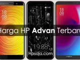 Gambar Daftar Harga HP Advan Terbaru dan spesifikasinya
