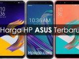 Gambar Harga HP Asus dan spesifikasi terbaru