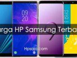 Gambar harga hp samsung terbaru Indonesia