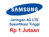 Hp samsung murah 1 jutaan jaringan 4G LTE