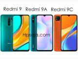 Perbedaan redmi 9A, Redmi 9C dan Redmi 9