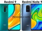 inilah Perbedaan Redmi 9 VS Redmi Note 9