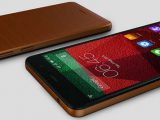 design infinix hot note