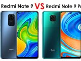 Perbedaan lengkap Xiaomi redmi note 9 vs redmi note 9 pro
